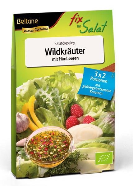 Beltane Fix für Salat Wildkräuter