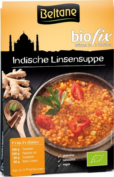 Beltane Biofix Indische Linsensuppe