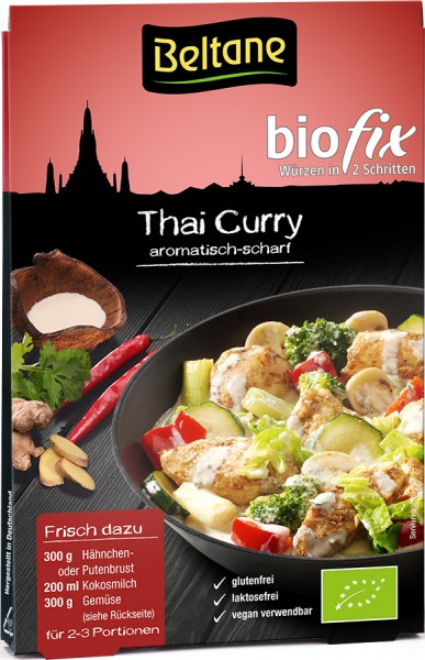 Beltane Biofix Thai Curry