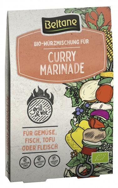 Beltane Grill&Wok Würzmischung für Curry Marinade