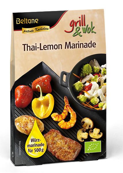 Beltane Grill&Wok Thai-Lemon-Marinade
