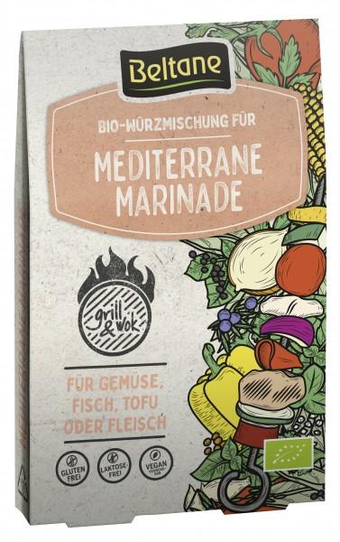Beltane Grill&Wok Würzmischung für Mediterrane Marinade