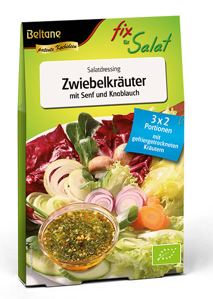 Beltane Fix für Salat Zwiebelkräuter
