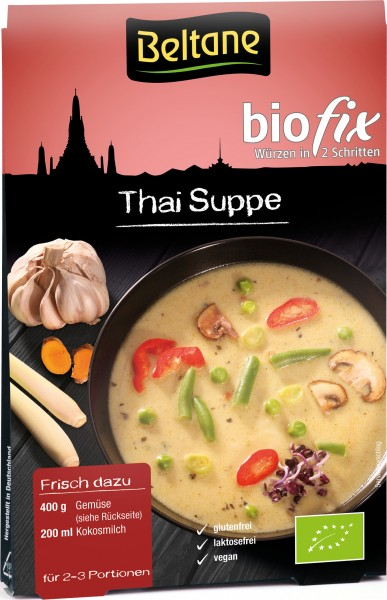 Beltane Biofix Thai Suppe