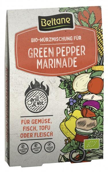 Beltane Grill&Wok Würzmischung für Green Pepper Marinade
