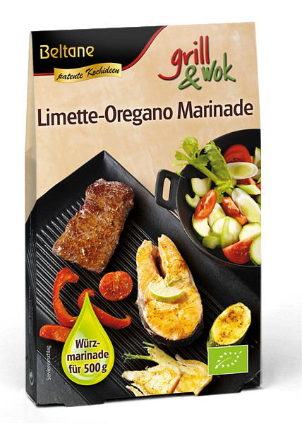 Beltane Grill &Wok Limette-Oregano Marinade